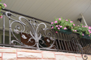 Custom Metal Balcony