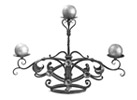 Hand - crafted Candelabra Decorative
