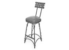 Custom bar chair