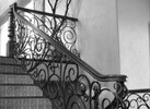 Metal custom railings